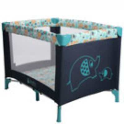 Mattress to fit Baby Weavers Sleepy Travel Cot - Nelly Blue 93 x 66 cm (2013)