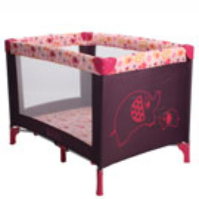 Mattress to fit Baby Weavers Sleepy Travel Cot - Nelly Pink 93 x 66 cm (2013)