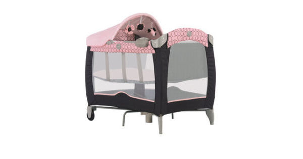 the best attitude 24aa7 162a8 travel cot mattress to fit Graco Contour Electra Basinette in ...