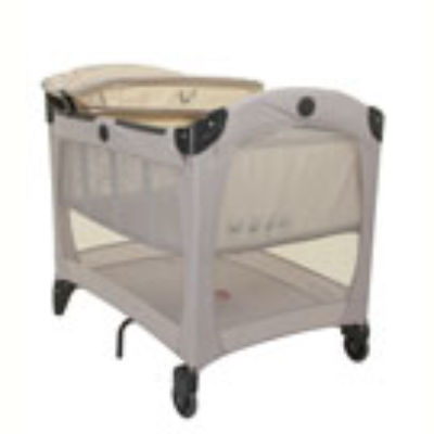 travel cot mattress to fit Graco Contour On The Go Travel Cot - Biscuit - 93 x 66 cm (2012)