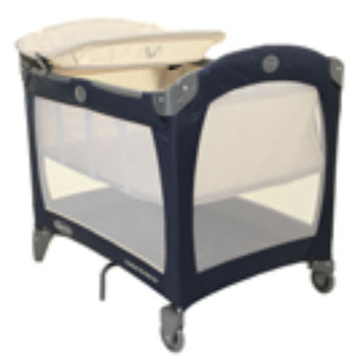 Mattress to fit Graco Contour On The Go Travel Cot - Peacoat = 93 x 66 cm (2012)
