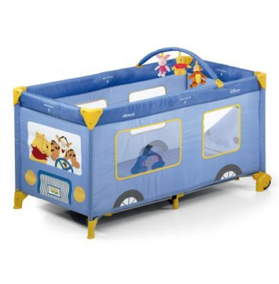 Travel Cot Mattress to fit Hauck Disney Dream n Play Mobile Travel Cot - Winnie Pooh Bus mattress 120 60 cm (2013)