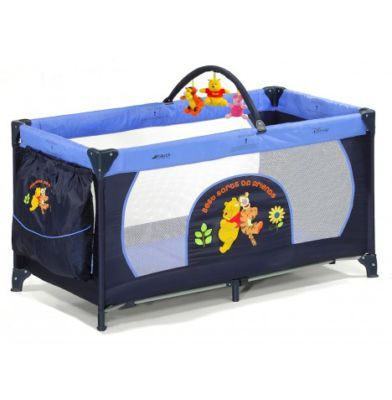 Travel Cot Mattress to fit HAUCK DISNEY WINNE POOH BEST FRIENDS DREAM N PLAY - mattress 120 x 60 cm (2013)