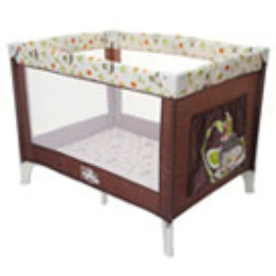 Mattress to fit Kiddicouture Sleepi Travel Cot - Ruby & Ralph - 104 x 71 cm (2012)