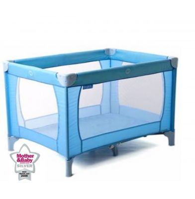 Travel Cot Mattress to fit RED KITE INFANT SLEEP TIGHT BLUE BABY PORTABLE TRAVEL COT & PLAYPEN - mattress 95 x 64 cm (2013)