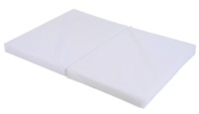 travel cot mattress to fit Oomo Roomo - mattress size is 90 x 80 cm