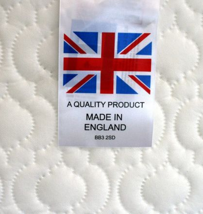 made in England BB3 2sd