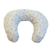 Photography of Nursing & Feeding Cushion - April Cottage - BLUE