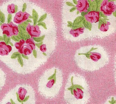 Nursing & Feeding Cushion - April Cottage - PINK