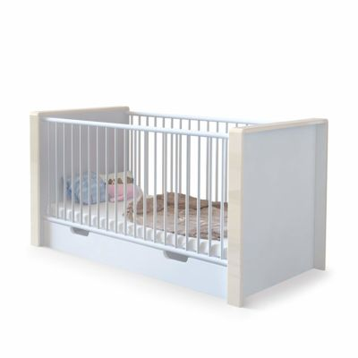 Mattress to fit Baby Cot Bed Nandini with underbed drawer 140 x 70