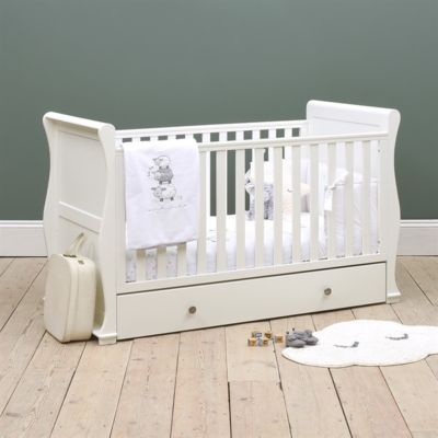 Mattress to fit Cotsworld Nursery Sleigh Cot Bed 140 x 70 cm