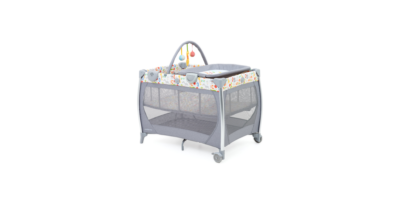Travel Cot Mattress to fit mothercare bassinete travel cot with changer and sounds unit - hello friend  - 96 x 67 cm