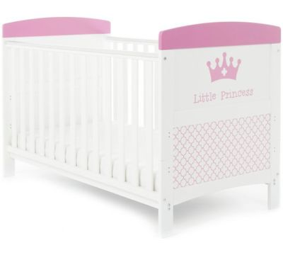 Mattress to fit Obaby Grace Inspire Cot Bed - Little Princess