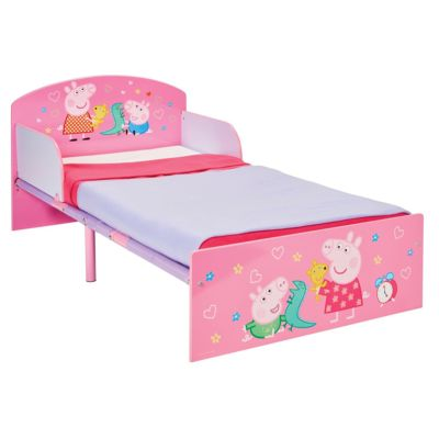 Mattress to fit Peppa Pig Kids Toddler Bed - 140 x 70 cm