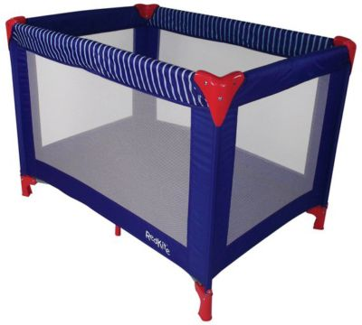 Travel Cot Mattress to fit Red Kite Sleeptight Ship Ahoy Travel Cot 95 x 65