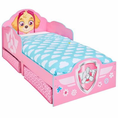 Mattress to fit Paw Patrol Skye Kids Toddler Bed with Underbed Storage 140 x 70 cm