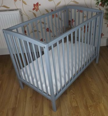 Mattress to fit SPACE SAVER SMALL COT 4 BABY 100 x 52.5 cm