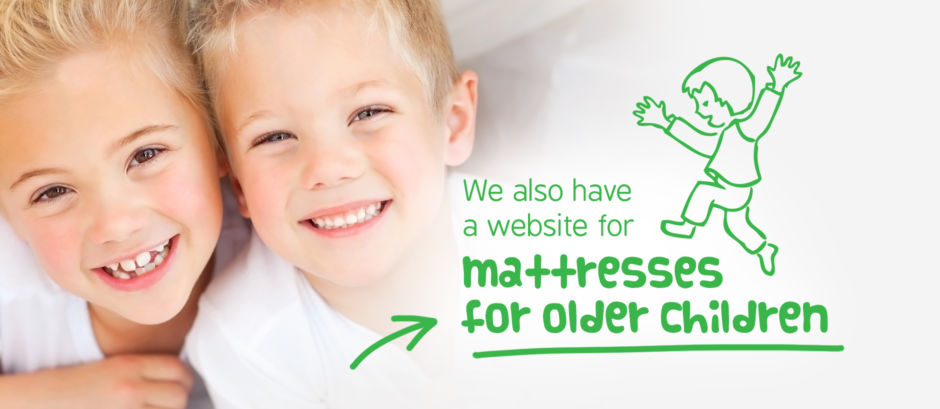 Mattresses for older children