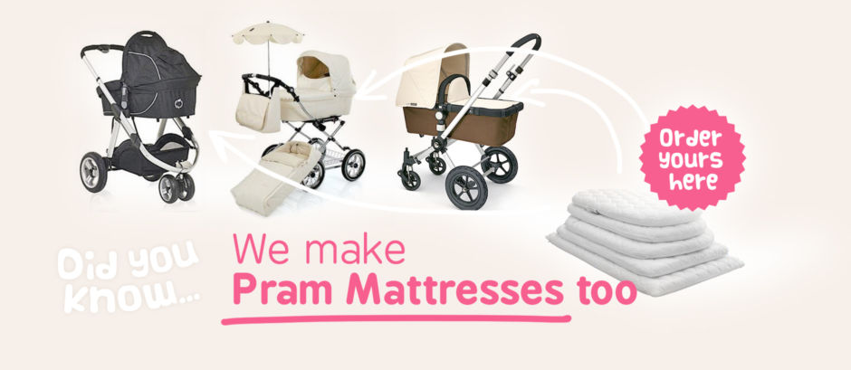 Prams Mattresses