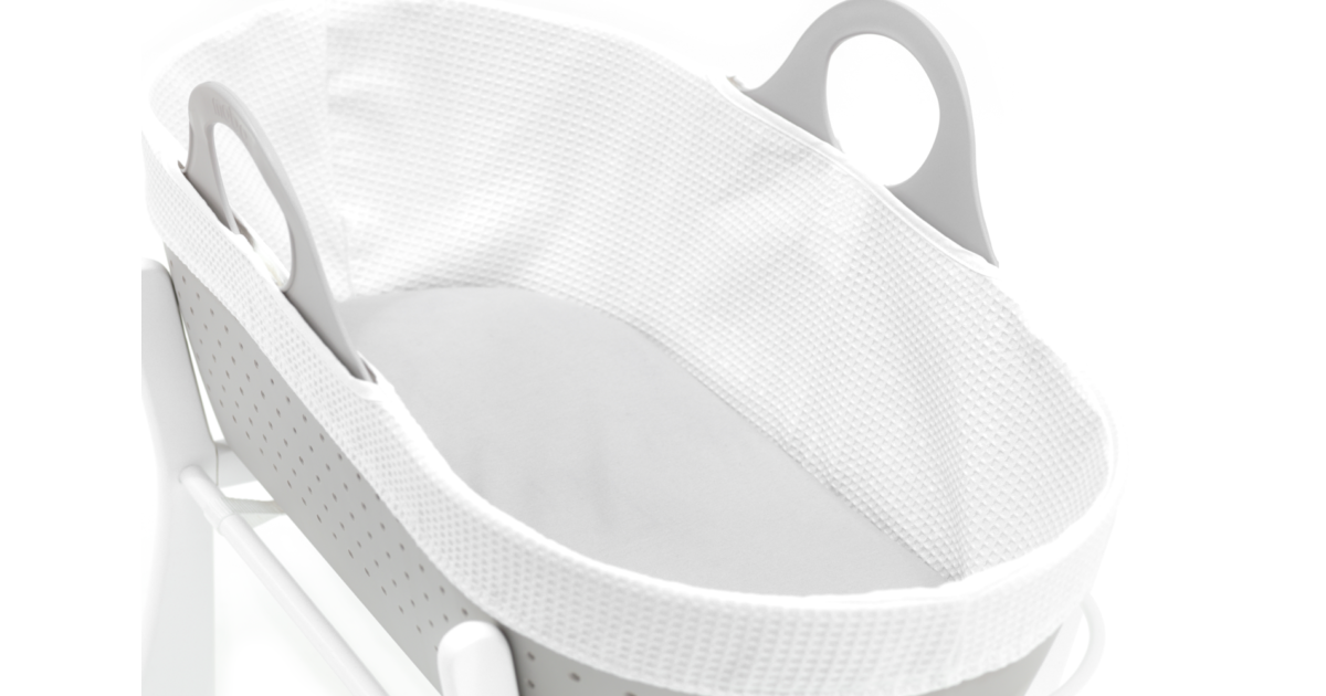 Custom Made Mattress To Fit Moba Moses Basket 70 X 30 Cm