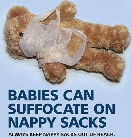 nappy sacks