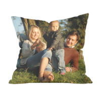 Photography of Custom Throw Cushion