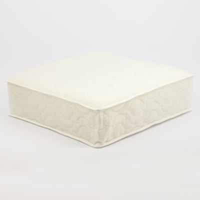117 x 54 x 10cm Deluxe Foam Mattress for Cots