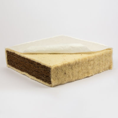 ANY SIZE -  coir & pure wool mattress for cot beds - MADE TO MEASURE