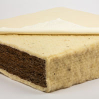 Photography of Organic cotton, coir & wool mattress for cots & cot beds  - any size or shape available