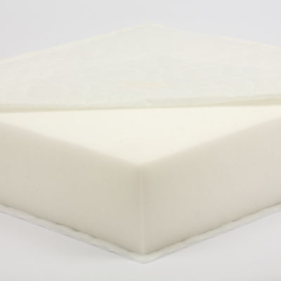 ANY SIZE Deluxe quilted foam mattress for cots - MADE TO MEASURE