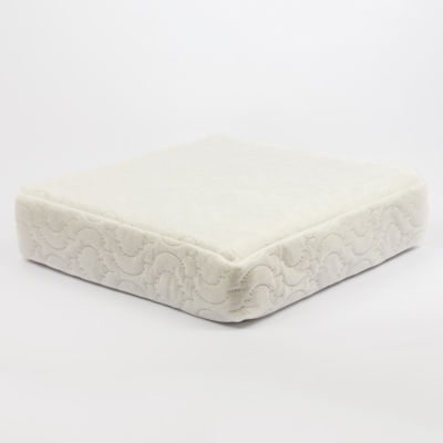 Deluxe quilted foam mattress for cot 112 x 55 x 10 cm