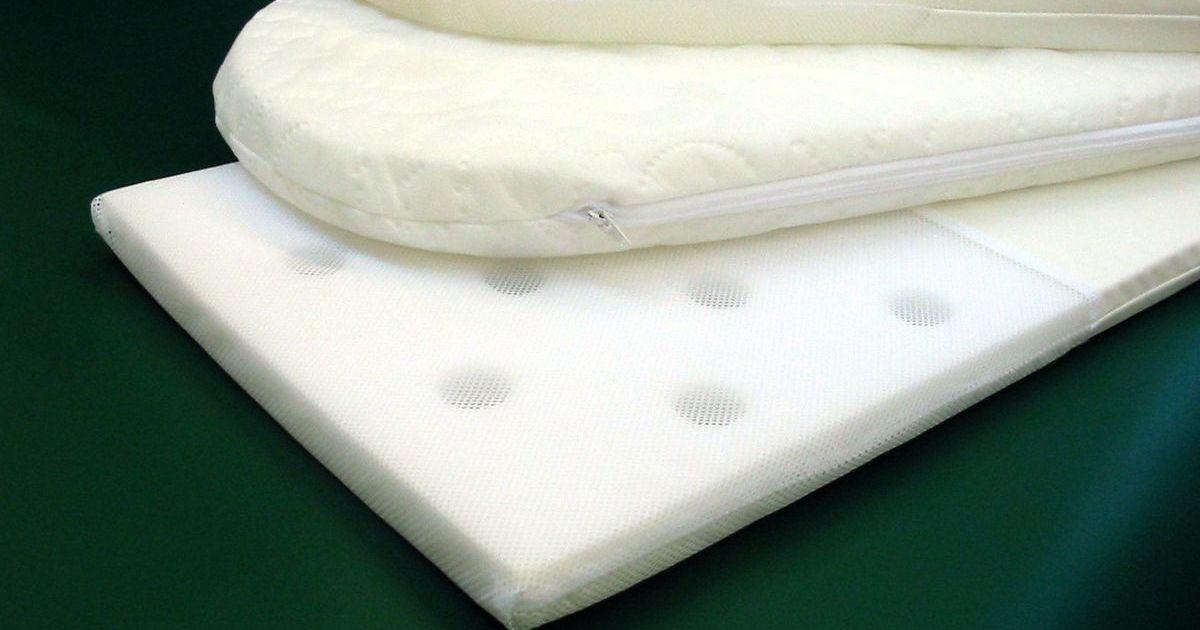 Mattress For Suzi Crib 89 X 38 Cm
