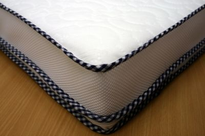Easy Breathe with Coolmax® Technology for Cots - Let Your Mattress Breathe