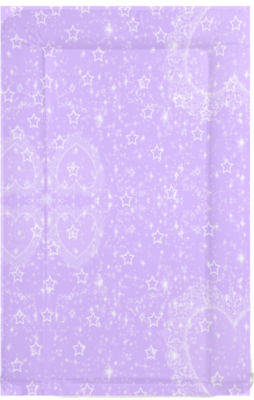 Changing mat - Sofia Purple