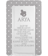 Photography of Changing mat - GoT Girls - Child of Dragons - Can Be Personalised