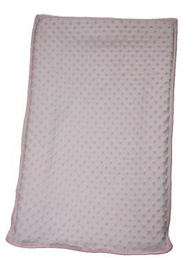 Changing Mat/Day Mat - Pink Bubble