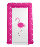 Photography of Changing Mat - Personalised - Pink Flamingo