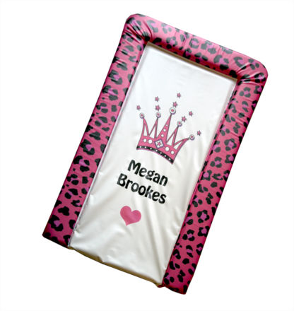 Princess Leopard - Personalised