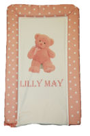 Photography of Changing Mat - Personalised - My 1st Teddy - Pink