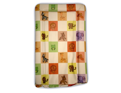 Changing Mat - Patchwork Baby Animals