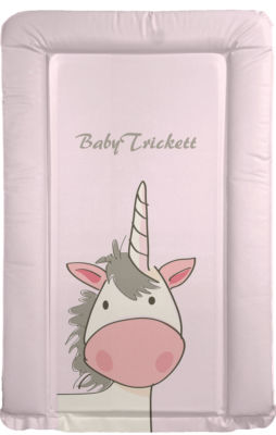 Changing Mat - Personalised - Unicorn
