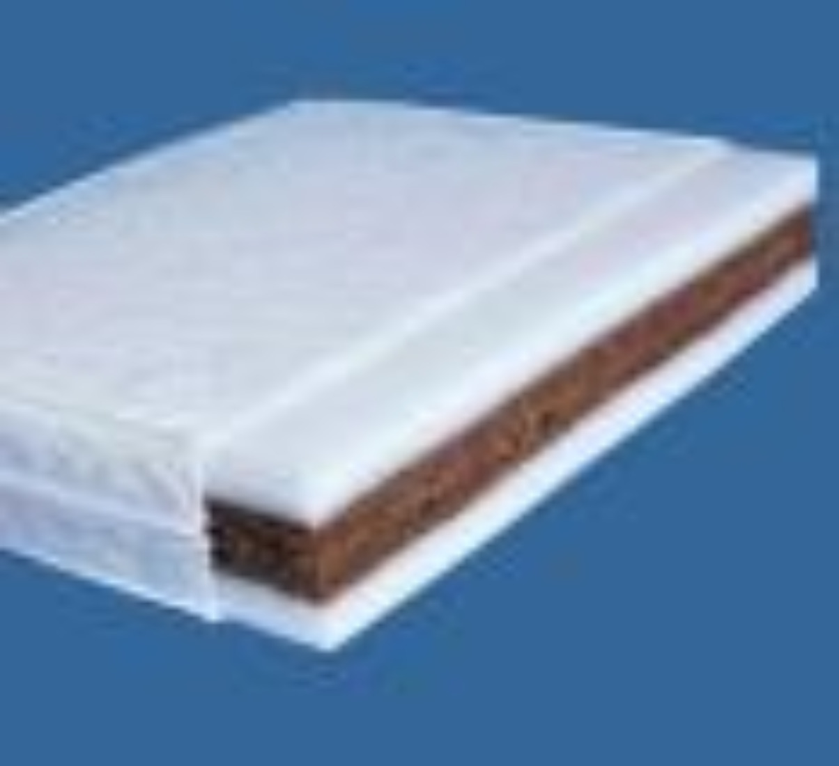 ANY SIZE coir mattress for cot beds MADE TO MEASURE