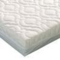 Photography of ANY SIZE Deluxe quilted foam mattress for cot beds - MADE TO MEASURE