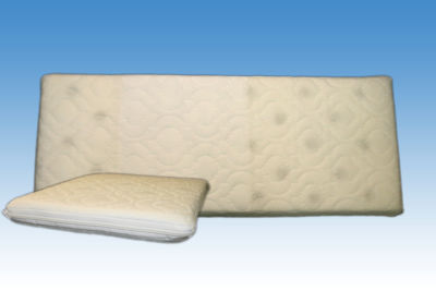 80 x 38 x 4 cm square - Custom Made Mattress
