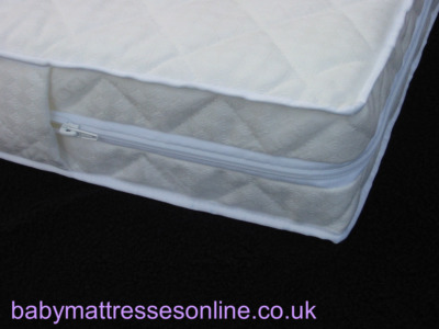 Pocket sprung mattress 140 x 70 cm