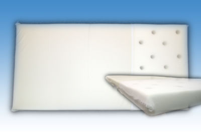 Standard Foam Mattress for Prams & Cribs - Available in Any Size